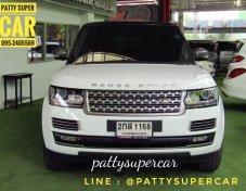 2013 Land Rover Range Rover 3.0 Sport SDV6 Autobiography 4WD