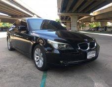 2010 BMW 520d E60 สีดำ รถสวยจัด น่าใช้มากๆ