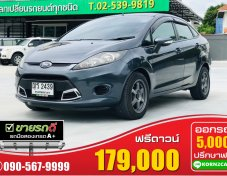 Ford Fiesta 1.4 Style AT ปี2011