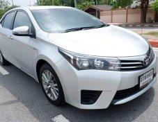 2016 Toyota Altis sedan