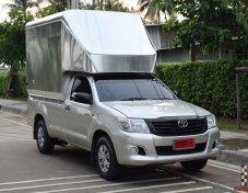 Toyota Hilux Vigo 2.7 CHAMP SINGLE (ปี 2012) J Pickup MT