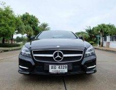 2012 Mercedes-Benz CLS250 CDI AMG Shooting Brake sedan