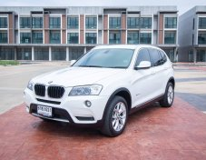 2014 BMW X3 xDrive20d hatchback
