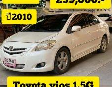 2010 Toyota VIOS 1.5 G sedan
