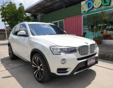 BMW X3 xDrive20d Highline Lci F25 ปี 2015