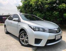 2015 Toyota Corolla ALTIS 1.6 [G]  ต่อรองได้ อยากขาย ตัวท๊อบเบาะสวย ไม่เคยชนหนัก การรันตี100%