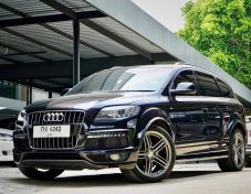 Audi Q7 TDI (ดีเซล) S-Line Package + Audi exclusive interior ปี2011