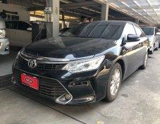 ขายรถ TOYOTA CAMRY 2.0G / AT ปี 2015 สีดำ