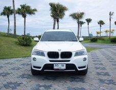 2013 BMW X3 xDrive20d hatchback