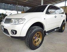 2012 MITSUBISHI PAJERO 2.5GT 4WD
