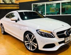 Benz C250 COUPE EDTION ปี2016
