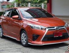 Toyota Yaris 1.2 (ปี 2017) E Hatchback AT ราคา 379,000 บาท