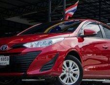 2018 Toyota Yaris Ativ 1.2 E sedan