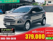 FORD ECOSPORT 1.5 ปี2015