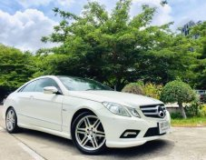 BENZ E250 COUPE W207 ปี2011