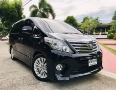 TOYOTA ALPHARD 2.4 SC PACKAGE ปี2012