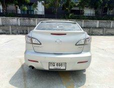 2012 Mazda 3 2.0 Maxx sedan