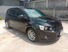 2012 Chevrolet Sonic 1.4 LT hatchback