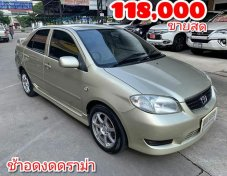 2004 Toyota VIOS 1.5 E sedan