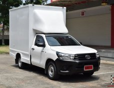 Toyota Hilux Revo 2.4 (ปี2017) SINGLE J Pickup MT