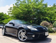 2010 Mercedes-Benz SLK200 Sport convertible
