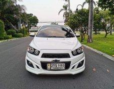 2013 Chevrolet Sonic 1.4 LT hatchback