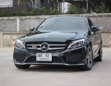 2015 Mercedes-Benz C300 AMG Dynamic sedan