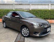 2014 Toyota VIOS 1.5 E IVORY sedan