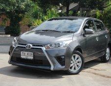 2016 Toyota YARIS 1.2 G ฟรีดาวน์ ฟรีประกัน อออกรถใช้เงิน 5000 บาท