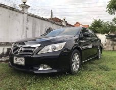 TOYOTA CAMRY 2.0 G AT ปี 2012 ฟรีดาวน์ ฟรีดาวน์ ฟรีดาวน์