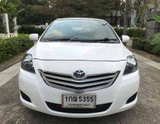 2013 Toyota VIOS 1.5 J sedan รถบ้าน มือเดียว คนใช้ถนอมมาก รถเข้าศูนย์ตลอด ไม่มีชนหนัก ไม่มีจมนำ้