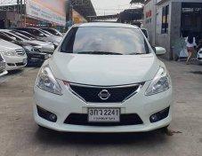 2014 Nissan Pulsar 1.6 V hatchback