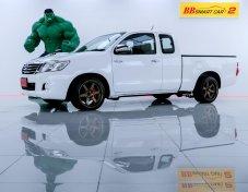 2G-63 Toyota Hilux Vigo 2.5 E truck 2013