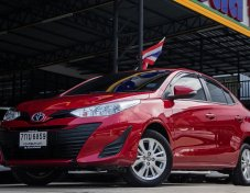 2018 Toyota Yaris Ativ 1.2 (ปี 17-21) E Sedan AT