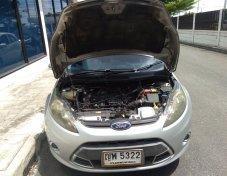 2011 Ford Fiesta 1.6 Sport sedan