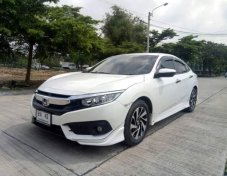 2017 Honda CIVIC EL sedan