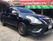 2015 ฟรีดาวน์ ออกรถเลย Nissan Almera 1.2 EL AUTO