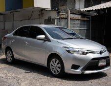 2015 Toyota Vios 1.5 (ปี 13-17) E Sedan AT