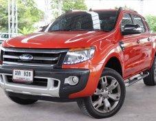 2012 Ford RANGER 3.2 WildTrak 4WD pickup