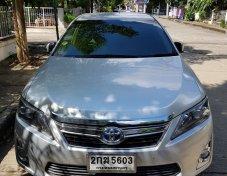 ขายรถเก๋ง 4 ประต Toyota CAMRY Hybrid 2013