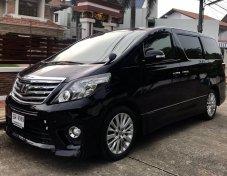 2015 Toyota ALPHARD 2.4 SC mpv