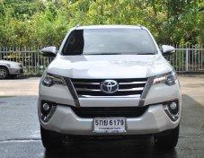 2016 Toyota Fortuner 2.4 V + NAVI