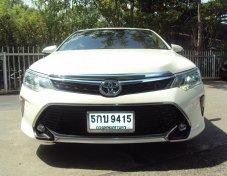 2016 Toyota CAMRY 2.5 Hybrid sedan