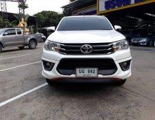 2017 Toyota Hilux Revo 2.4 Prerunner TRD Sportivo pickup