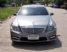 ปี12 Benz E200 CGI 1.8 Elegance W212