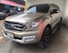 2016 Ford Everest 3.2 Titanium+ 4WD suv AT
