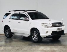 Fortuner 3.0 V 4WD TRD Sportivo2 ปี 2010