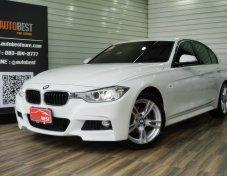 ขายรถมือสอง 2016 BMW 320i 2.0 F30 (ปี 11-16) M Sport Sedan AT