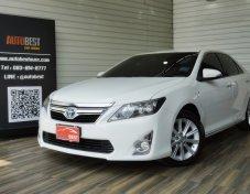 ซื้อขายรถมือสอง 2012 Toyota Camry 2.5 (ปี 12-16) Hybrid Sedan AT