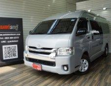 ซื้อขายรถมือสอง 2014 Toyota Hiace 3.0 COMMUTER (ปี 05-16) D4D Van MT